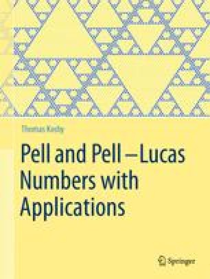 Pell and Pell–Lucas Numbers with Applications
