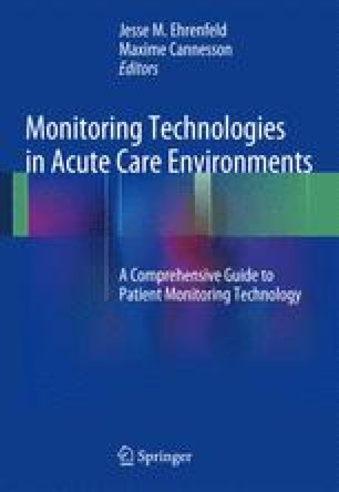 Monitoring Technologies in Acute Care Environments