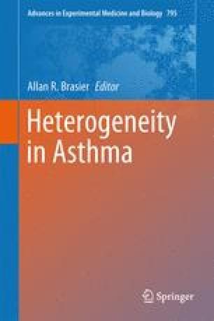 Heterogeneity in Asthma