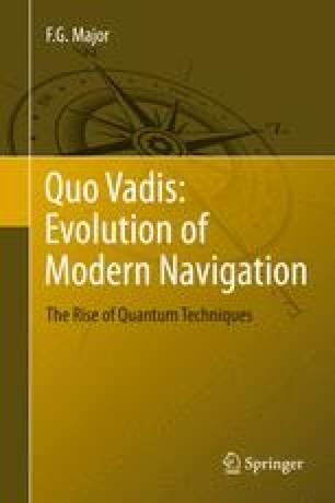 Quo Vadis: Evolution of Modern Navigation