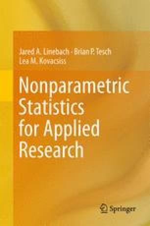Nonparametric Statistics for Applied Research