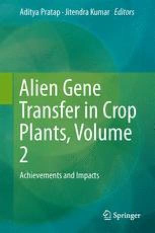 Alien Gene Transfer in Crop Plants, Volume 2