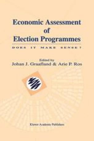 Economic Assessment of Election Programmes