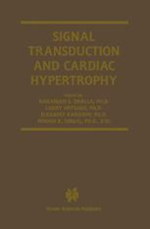 Signal Transduction and Cardiac Hypertrophy
