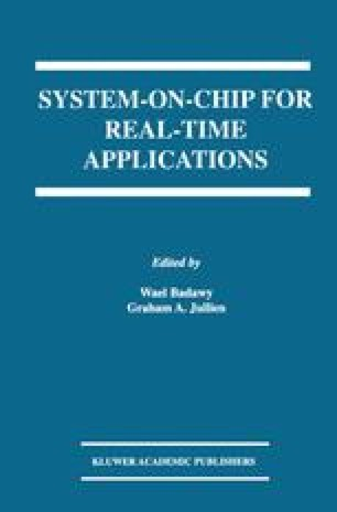 System-on-Chip for Real-Time Applications