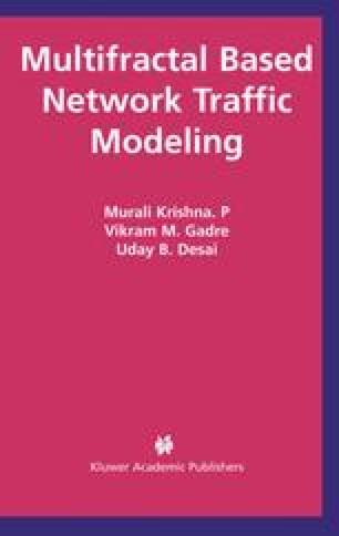 Multifractal Based Network Traffic Modeling