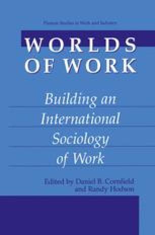 Worlds of Work