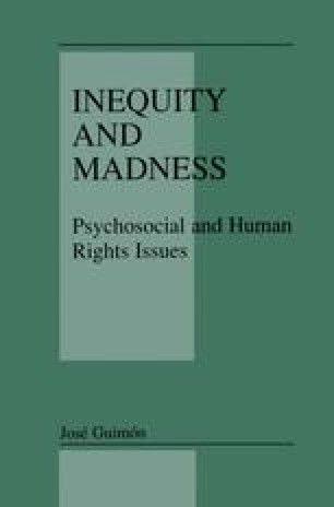 Inequity and Madness