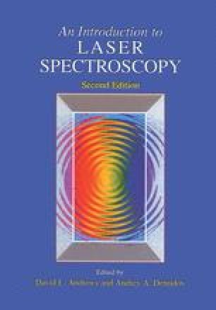 An Introduction to Laser Spectroscopy