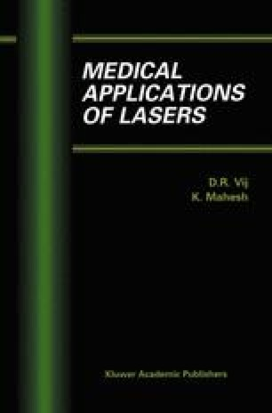 Medical Applications of Lasers