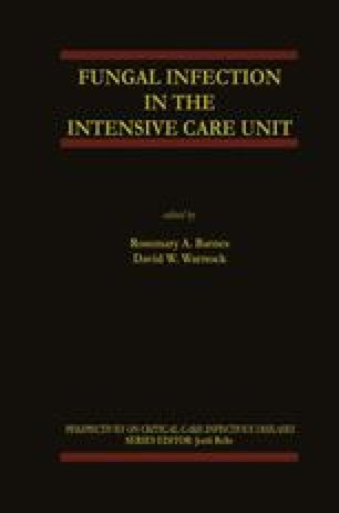 Fungal Infection in the Intensive Care Unit