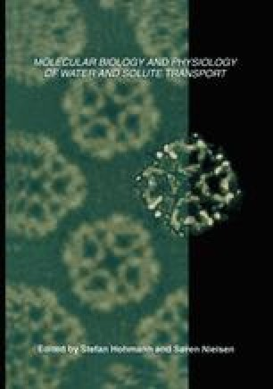 Molecular Biology and Physiology of Water and Solute Transport