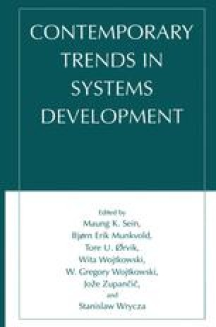 Contemporary Trends in Systems Development