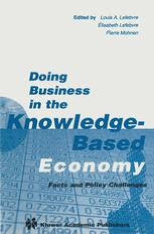 Doing Business in the Knowledge-Based Economy