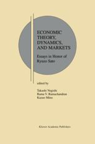 Economic Theory, Dynamics and Markets