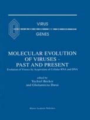 Molecular Evolution of Viruses — Past and Present