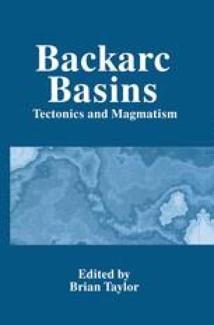 Backarc Basins