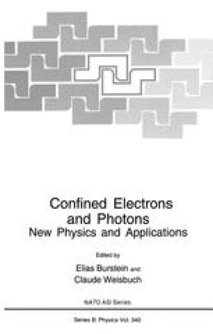 Confined Electrons and Photons