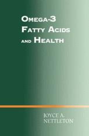 Omega-3 Fatty Acids and Health
