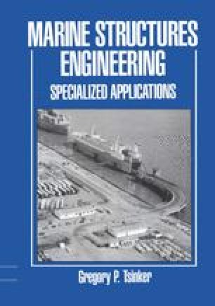 Marine Structures Engineering: Specialized Applications
