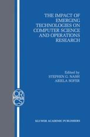 The Impact of Emerging Technologies on Computer Science and Operations Research