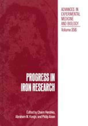 Progress in Iron Research