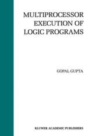 Multiprocessor Execution of Logic Programs