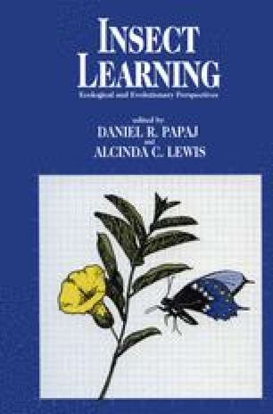 Insect Learning