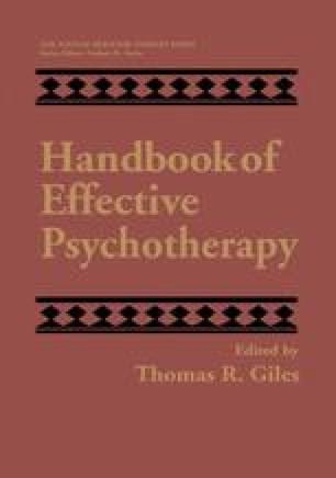 Handbook of Effective Psychotherapy