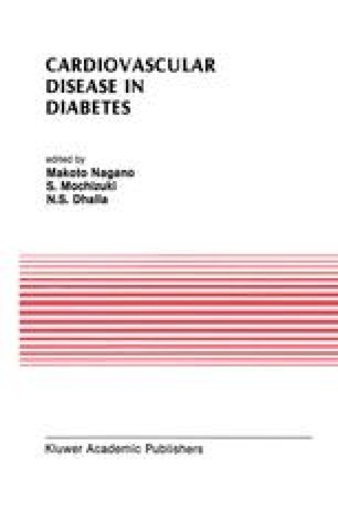 Cardiovascular Disease in Diabetes