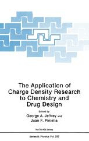 The Application of Charge Density Research to Chemistry and Drug Design