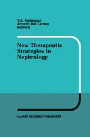 New Therapeutic Strategies in Nephrology