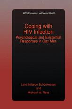 Coping with HIV Infection