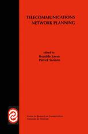 Telecommunications Network Planning