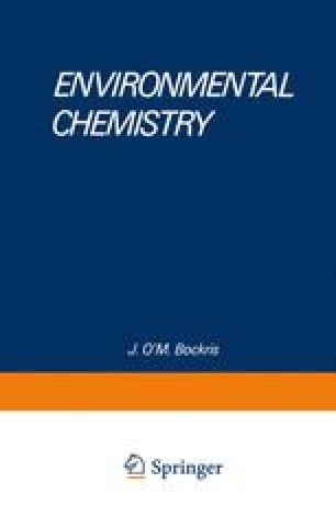 Organic Chemical Pollution: Petroleum, Pesticides, and