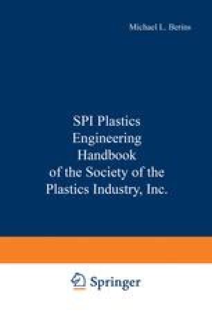 Plastic Materials/Properties and Applications | SpringerLink