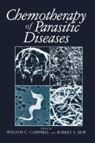 Chemotherapy of Parasitic Diseases