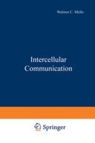 Intercellular Communication
