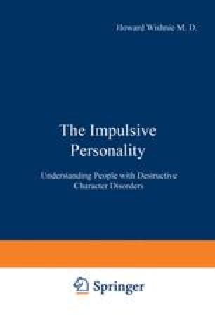 The Impulsive Personality