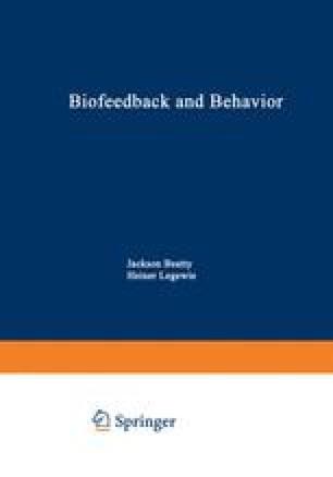 Biofeedback and Behavior