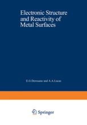 Electronic Structure and Reactivity of Metal Surfaces