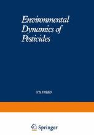 Environmental Dynamics of Pesticides