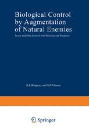 Biosystematics Of Natural Enemies