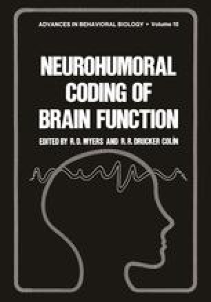 Neurohumoral Coding of Brain Function