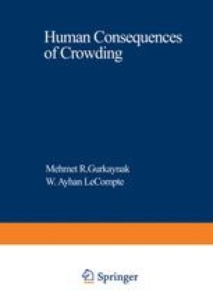 Human Consequences of Crowding