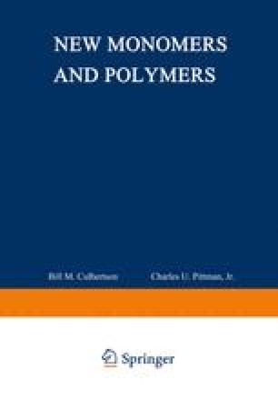 New Monomers and Polymers