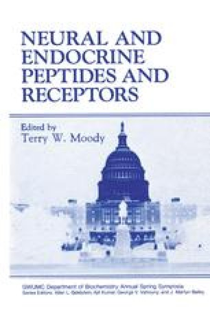 Neural and Endocrine Peptides and Receptors