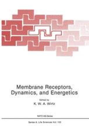 Membrane Receptors, Dynamics, and Energetics