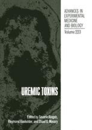 Uremic Toxins