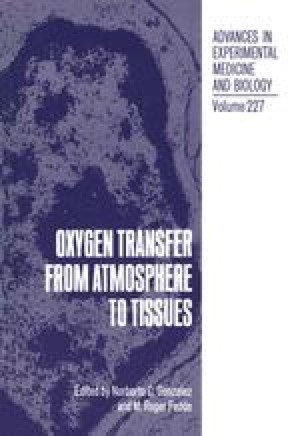Oxygen Transfer from Atmosphere to Tissues